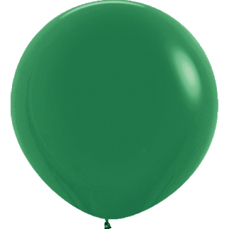 Sempertex Europe Rundballon Forest Green 36 Inch