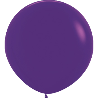Sempertex Europe Rundballon Violet 36 Inch