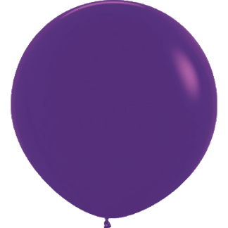 Sempertex Europe Rundballon Violet 36 Inch
