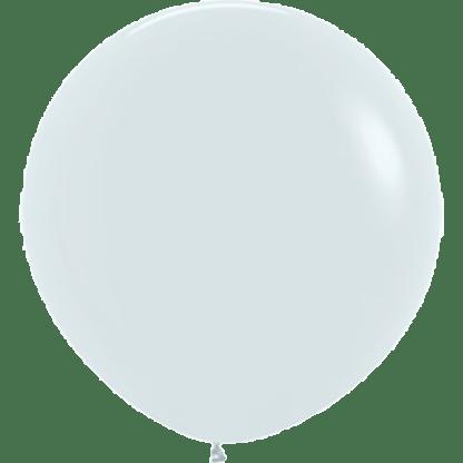 Sempertex Europe Rundballon White 24 Inch