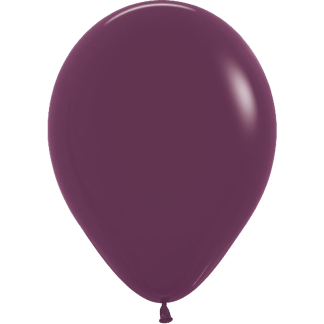 Sempertex Ballons Burgundy