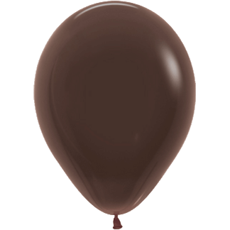 Sempertex Europe Ballons Chocolate Brown