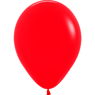 Sempertex Ballons Fashion Rot