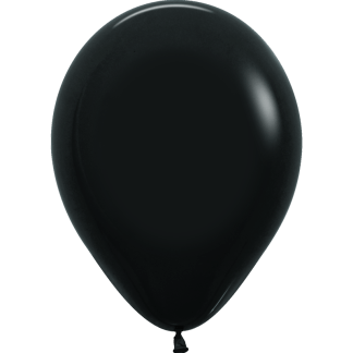 Sempertex Ballons Black