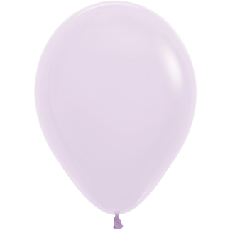 Sempertex Ballons Pastell Matte Lilac 30 cm