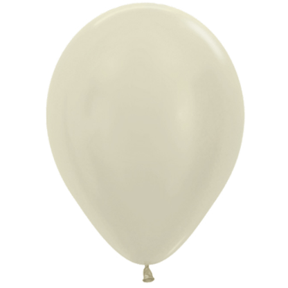 Sempertex Ballons Pearl Ivory