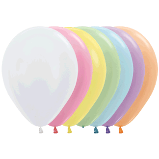 Sempertex Ballons Sortiment Pearl