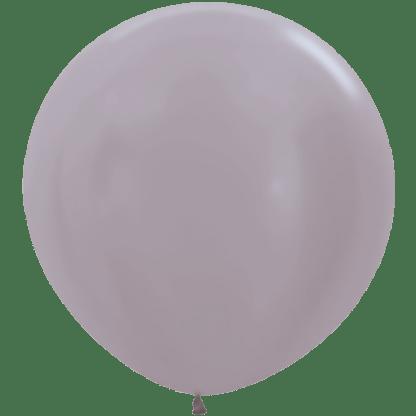 Sempertex Rundballon 90 cm Pearl Greige