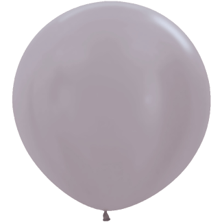 Sempertex Europe Rundballon Pearl Greige 36 Inch
