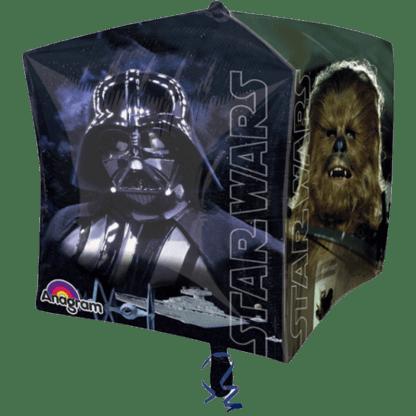 Star Wars Folienballon Darth Vader Chewbacca