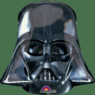 Star Wars Folienballon Darth Vader Maske