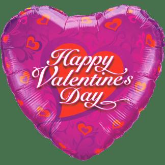 Folienballon Valentinstag Liebe Heliumballon Ballon