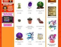 screenshot drogen online shop