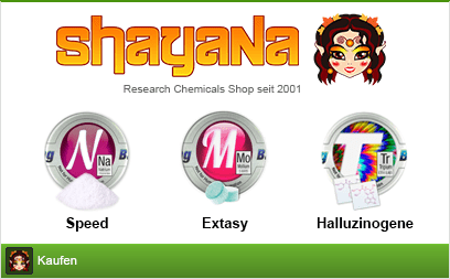 Banner Research Chemicals bestellen im Shayana Shop