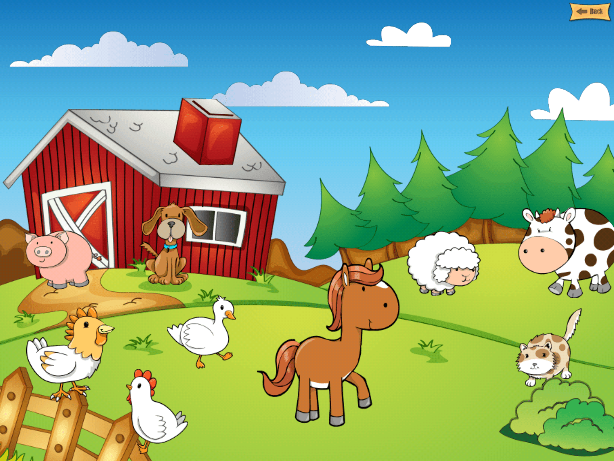 Animal Sounds For Kids And Toddler Zaubersee