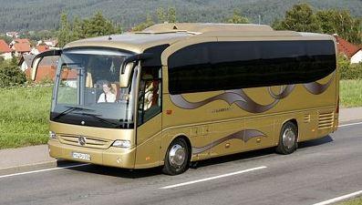 30 Personen Bus