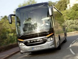 Busvermietung, Vermittlung