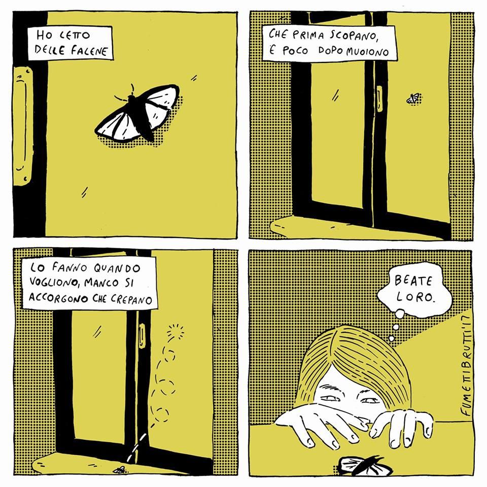 fumetti brutti