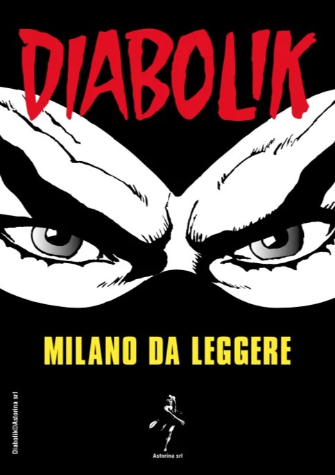 diabolik fumetto italiano