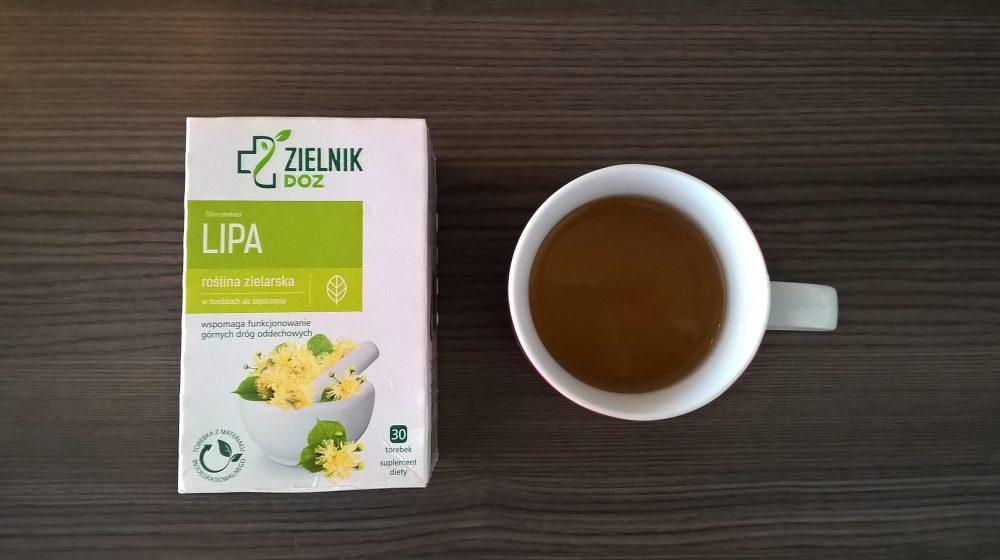 Herbata z lipy / Naturalny sposób na przeziębienie