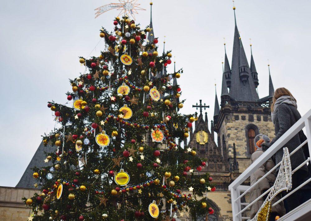 Jarmark Bożonarodzeniowy, czyli grudzień w Pradze