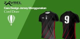 Cara Membuat Jersey Futsal di Coreldraw