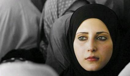 Wanita Muslim Berjilbab
