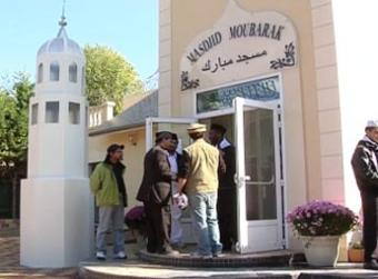 The first Ahmadi mosque in France