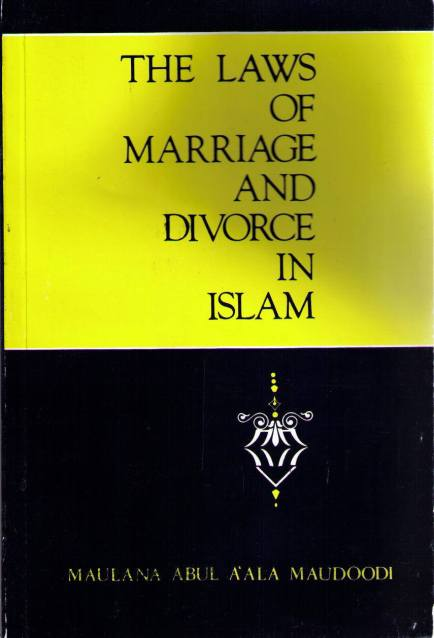 law fiqh marriage divorce