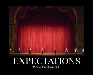 Family expectations