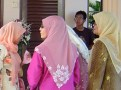 Kuala Lumpur: The women at the wedding