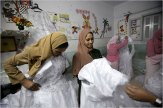 """Marriage and forming a family in Arab Muslim countries is a must,"" said Azza Korayem, a sociologist with the National Center for Social and Criminal Studies. ""Those who don't get married, whether they are men or women, become sort of isolated."""