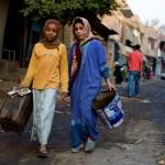 Poor Cairo district