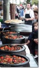 Ramadan food in Istanbul, Turkey