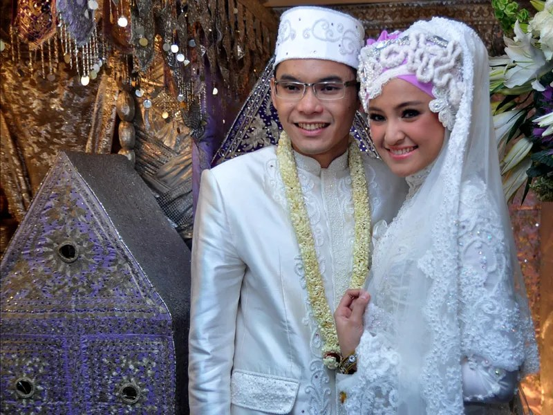 South African Muslim Malay Wedding