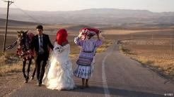 Kurmandji weddings follow the local traditions and customs of North Khorasan.