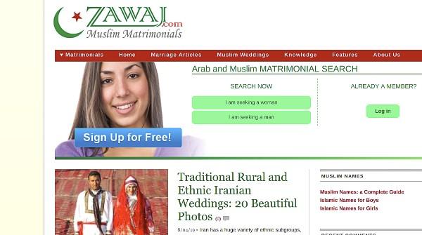 Zawaj.com Muslim Matrimonial Service