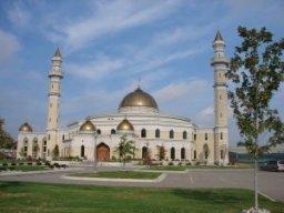 Un partenaire musulman dans un environnement sécurisé