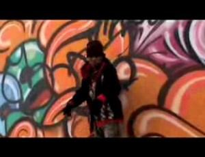 Dancer RastaBwoy Im Holdin Krump Wave Dance
