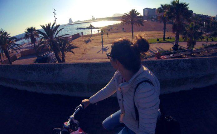 Barcelona na Rowerze