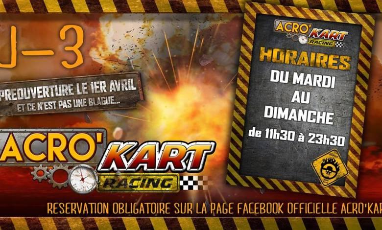 #ZayActu : Préouverture du nouveau Karting en Martinique le 1er Avril 2016 | ZayRadio.org