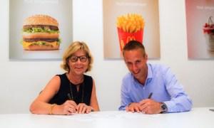 #ZayActu : Convention de partenariat signée entre l'EGC et McDonald's Martinique | ZayRadio.org