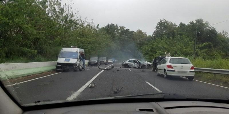 #ZayActu : Un accident de voiture à Sainte-Marie fait 3 blessés légers | ZayRadio.org