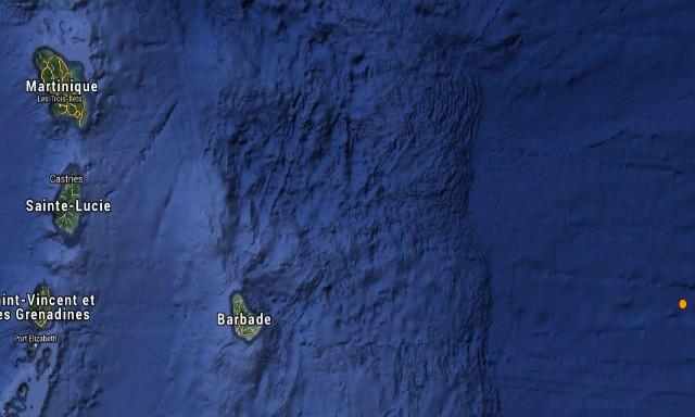 #ZayActu : La Terre a tremblé ce matin en Martinique | ZayRadio.org