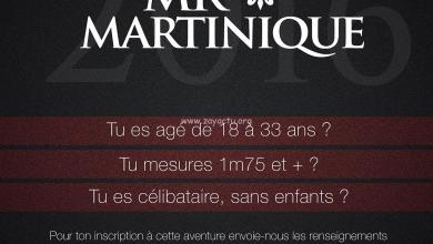 Photo of Tu souhaites devenir le nouveau Mr Martinique et succéder à David Charler ?