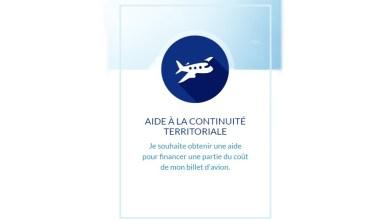 Photo of LADOM : Début du dispositif d'Aide à la Continuité Territoriale 2017
