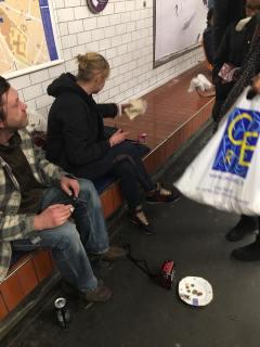 Solidarité SDF Paris 2