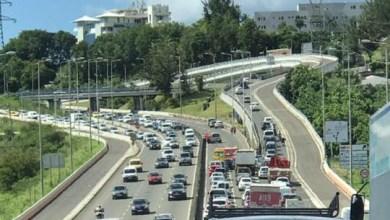 Photo of Un accident crée de gros embouteillages sur l'autoroute. Une déviation mise en place