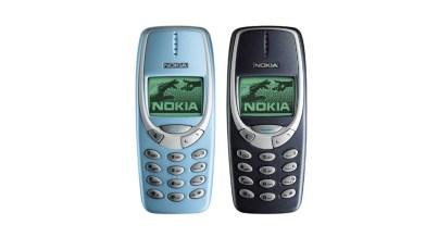 Nokia 3310 sortie en 2000