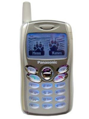 Panasonic GD55 sortie en 2002